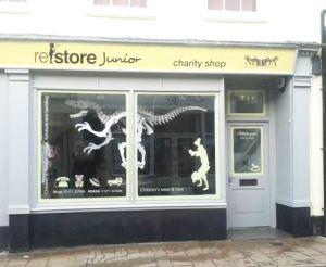Shops restore junior