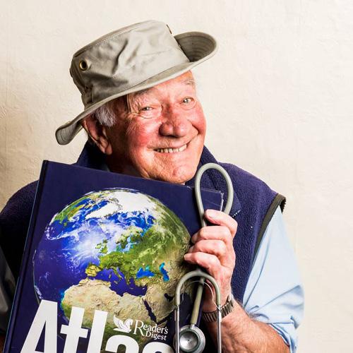 John Howell Inspiring Person over 70
