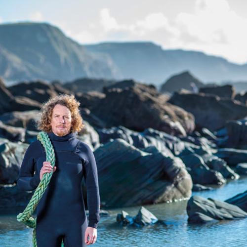 Martin Dorey Inspiring Environmentalist