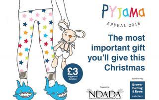 Pyjama Appeal 2018